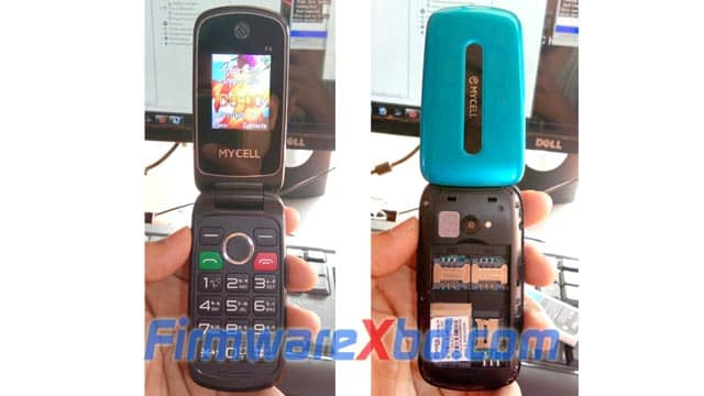 MyCell F4 Folding 6531E Flash File Download 100% Tested
