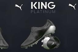 Puma King Platinum For - PES 2017 & PES 2019