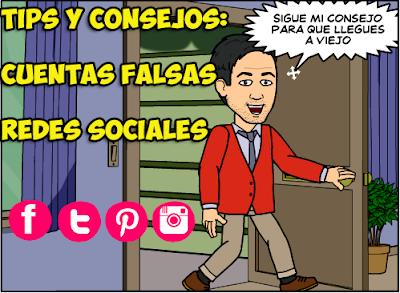 Tips y Consejos Para Cuentas Falsas en Redes Sociales
