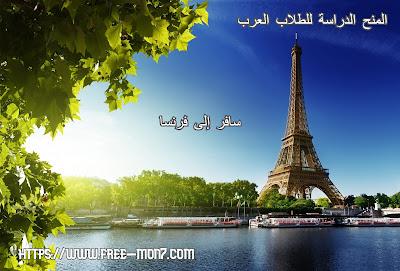 منح دراسية مقدمة من الحكومة الفرنسية Eiffel  ممولة بالكامل لدراسة الماجستير والدكتوراه