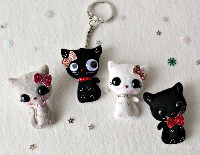 Download 61+  Gambar Boneka Kucing Imut Lucu