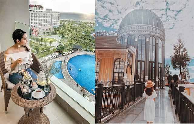 4 khách sạn 5 sao thu hút khách nhất Việt Nam