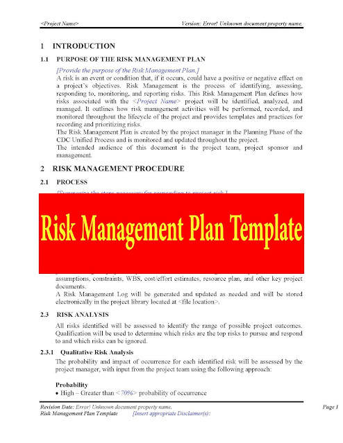 risk-management-plan-template-free-download