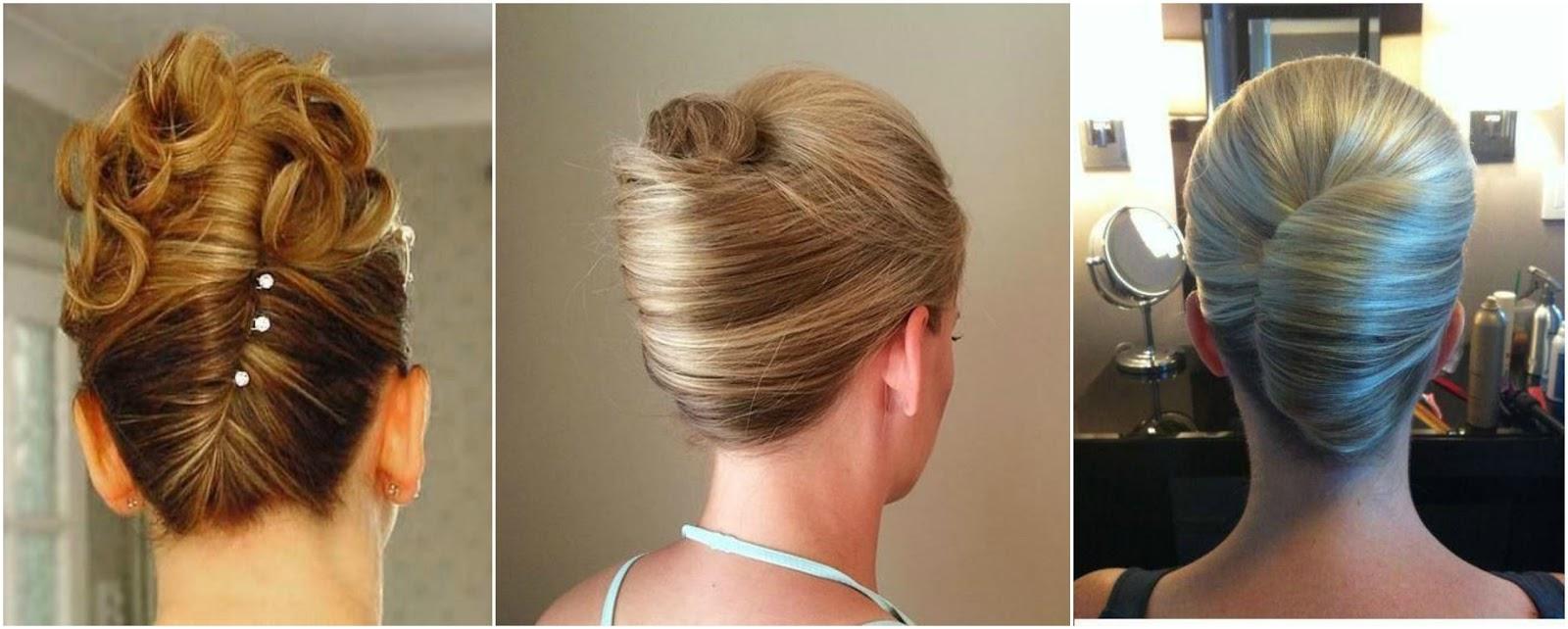 Peinado elegante f cil de hacer en casa paso a paso - Peinados de moda faciles de hacer en casa ...