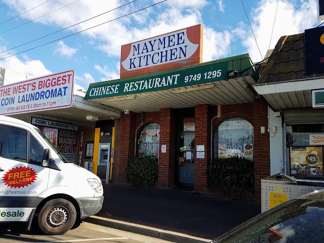 【墨尔本美食】Maymee Kitchen @ Hoppers Crossing| 平日的午餐促销经济实惠