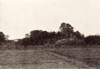 昭和初期頃の原田城跡