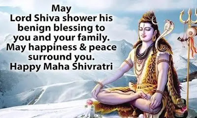 Happy Maha Shivratri Images 2019 for Whatsapp