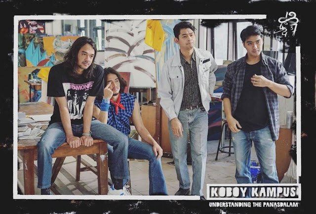 Film Koboy Kampus: Kapan Saya Diwisuda?