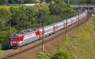 Поезд Москва Санкт-Петербург