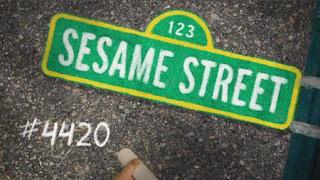 Sesame Street Episode 4420, Three Cheers for Us, Season 44