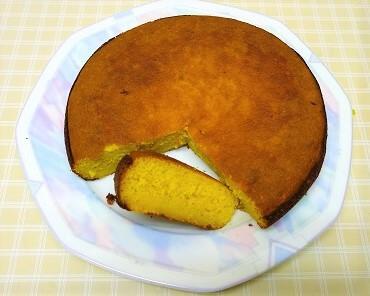 Moist Paleo Cassava Flour Orange Cake (Sugar-Free, Gut-health, Gluten-Free, Vegan, Grain-free)3.jpg