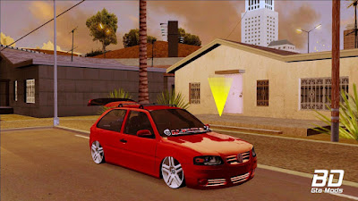 Download mod carro GTA SA - Gol G4 [Mdpm V5]
