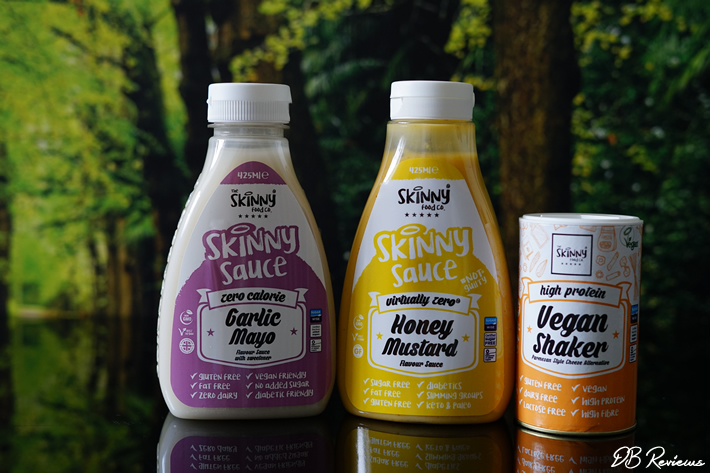 The Skinny Food Co Sauces