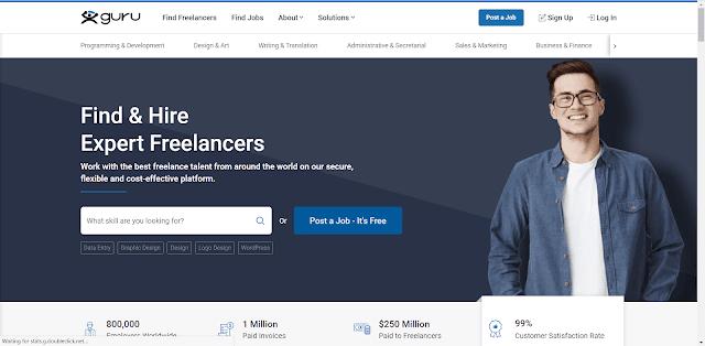 cara mendapatkan uang dari guru.com