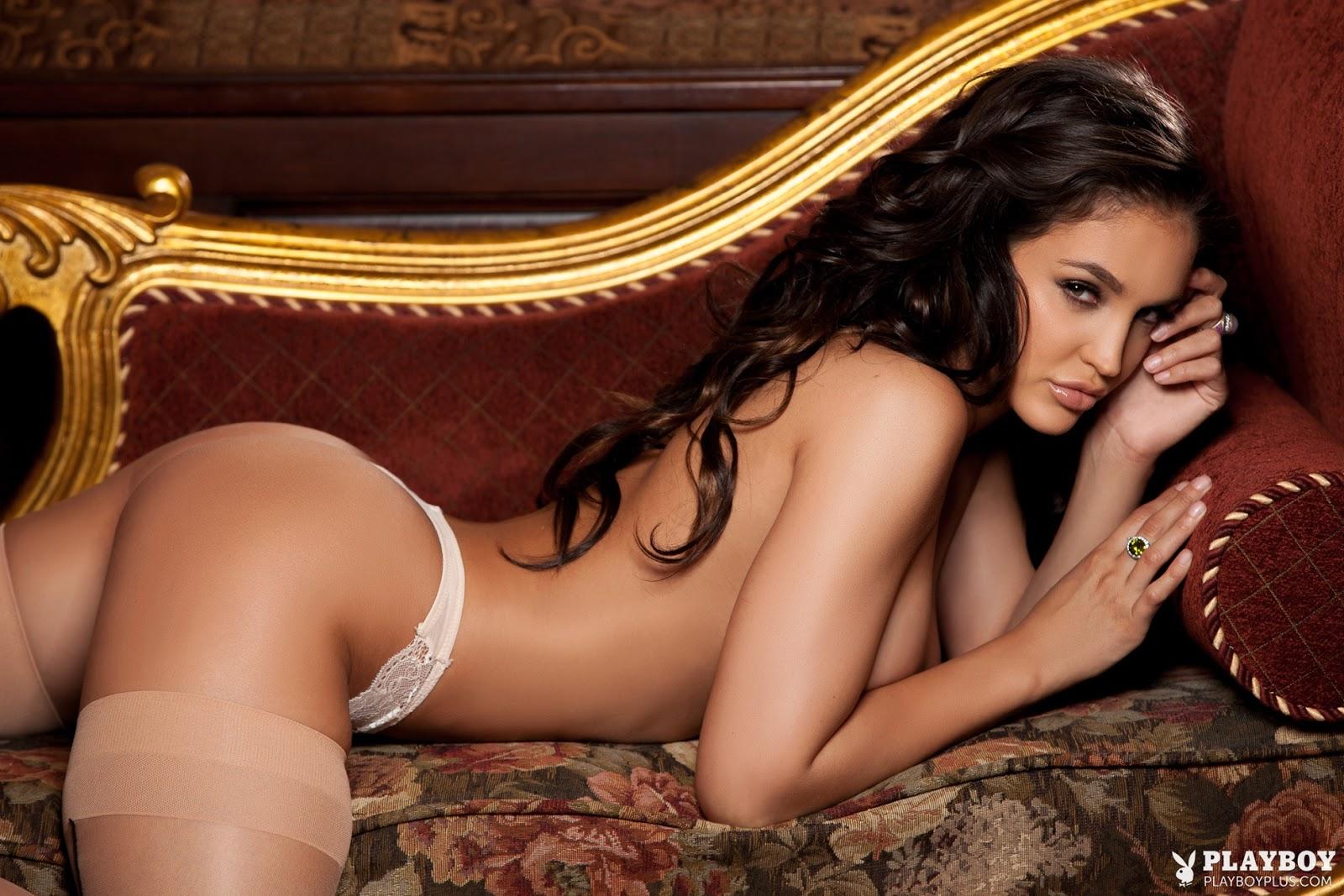 swedberg Playboy playmate nude jaclyn