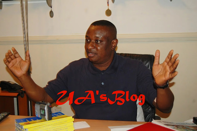 Buhari's memory loss normal, even Jesus, Mohammed did – Festus Keyamo