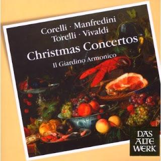 Corelli, Torelli, Vivaldi et al : Christmas Concertos