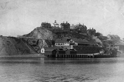 Fotografías antiguas de Alcatraz