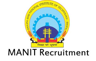 MANIT Recruitment