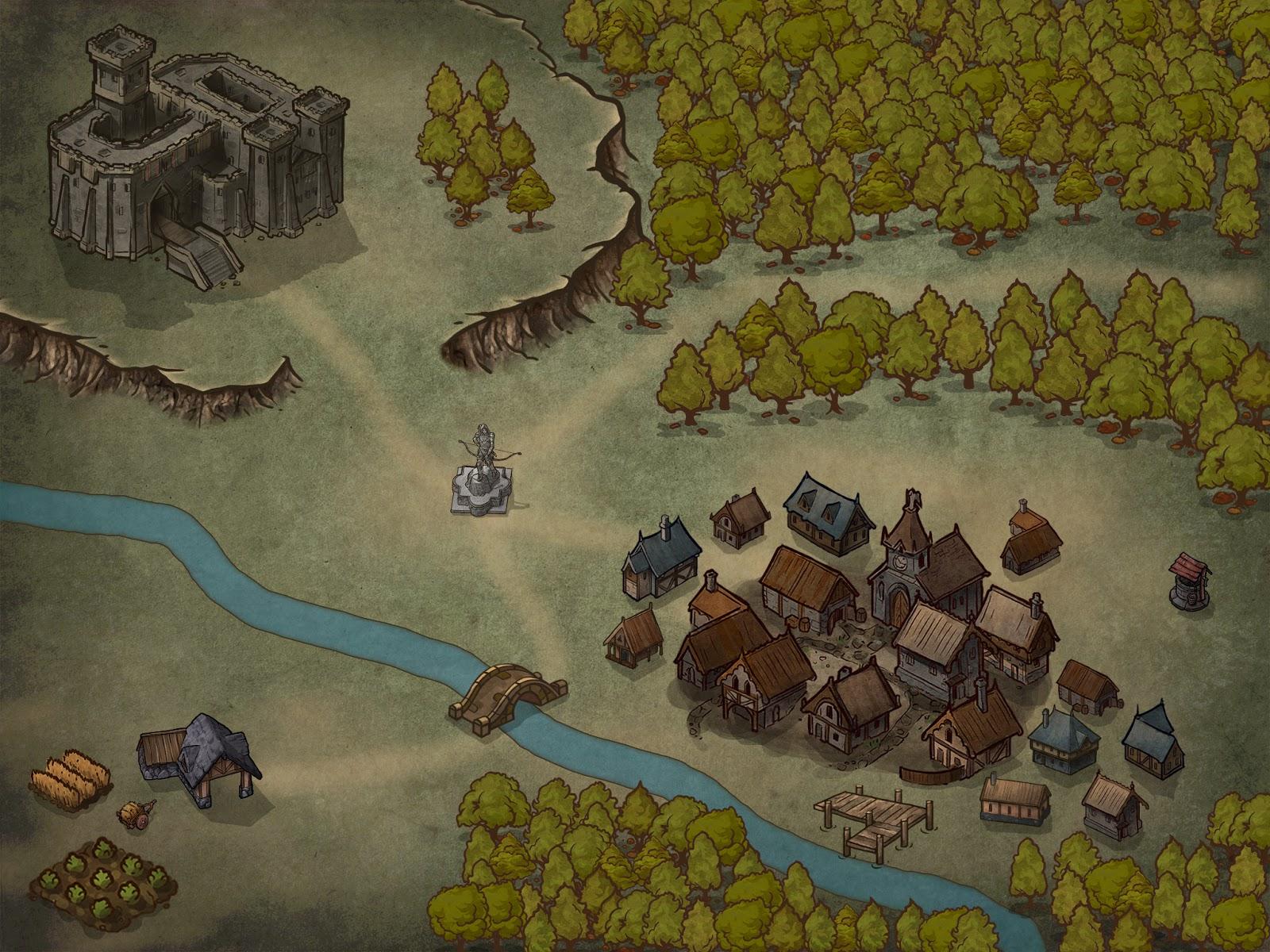 Aventura D&D 5 Edición - Al Quinto Tañido - Descanso de Lyren