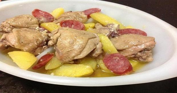 Butter Chicken With Chorizo Bilbao Recipe