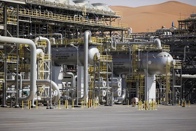 Saudi Arabia to invest $110 billion in Jafurah Gas Project