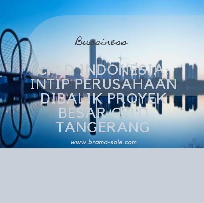 CFLD Indonesia: Intip Perusahaan Dibalik Proyek Besar CFLD Tangerang