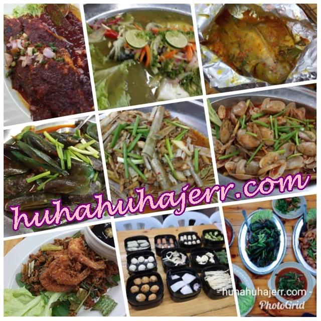 Antara  Hidangan Yang Boleh di Nikmati Di Restoran Sisik