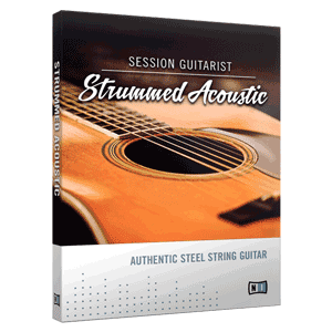 Session Guitarist - Strummed Acoustic Library