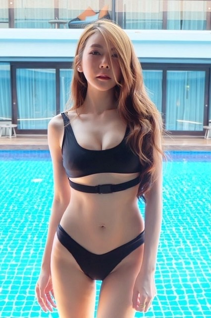 Hot and sexy big boobs photos of beautiful busty asian hottie chick Thai model Jaaey Nano photo highlights on Pinays Finest sexy nude photo collection site.