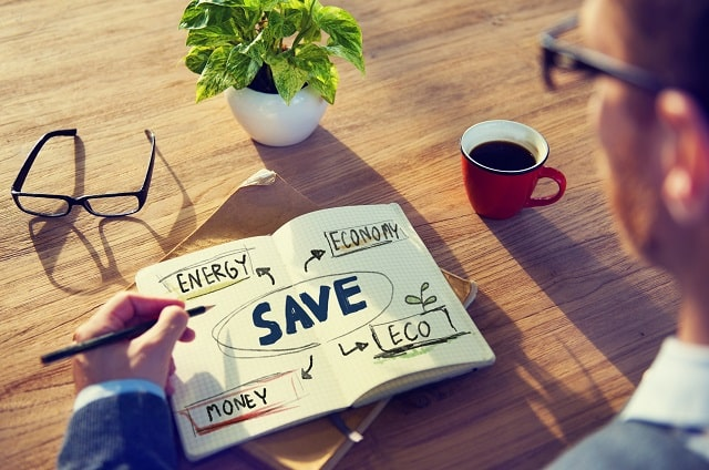 how to become energy saving business cut back bills reduce expenses sustainability