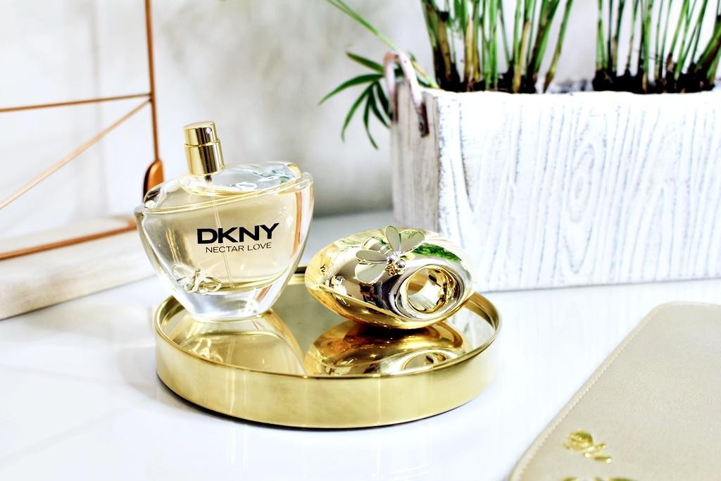 zapach dkny nectar love opinie