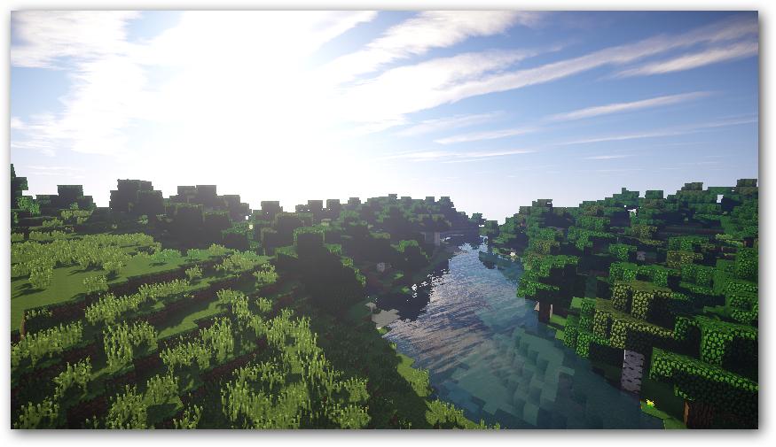 光影模組(懶人安裝包) - Minecraft 我的世界當個創世神各種介紹