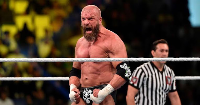 The Richest Wrestlers - Triple H