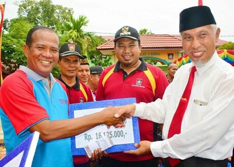 Gerkasih di Padang Selatan, Walikota Dapati Semangat Warga Mato Aia Luar Biasa