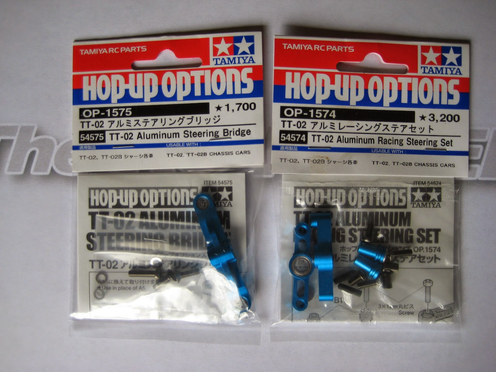 Tamiya Tt02 Guide Mods Tuning And Tips For Club Racing The Rc Racer As Hop Up Ball Thingy I Just Found Tiny Metal Balls From An This Is Ultimate Steering Set It Will Replace Plastic Arms Give You A Raced Setup That Very Smooth Slop Free