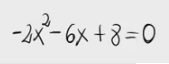 4. Ecuación de segundo grado 2