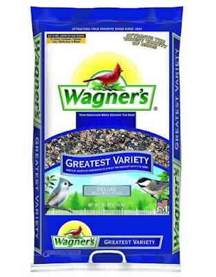 Wagner's 62059 Greatest Variety Blend 16-Pound Bag
