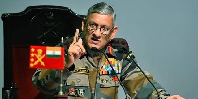 भारत की सेना ने कहा: अगला एजेंडा PoK, बस फैसले का इंतजार
