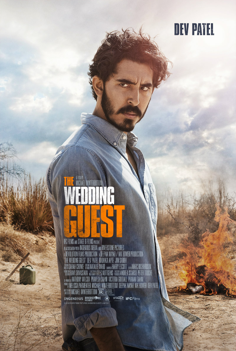 the wedding guest poster