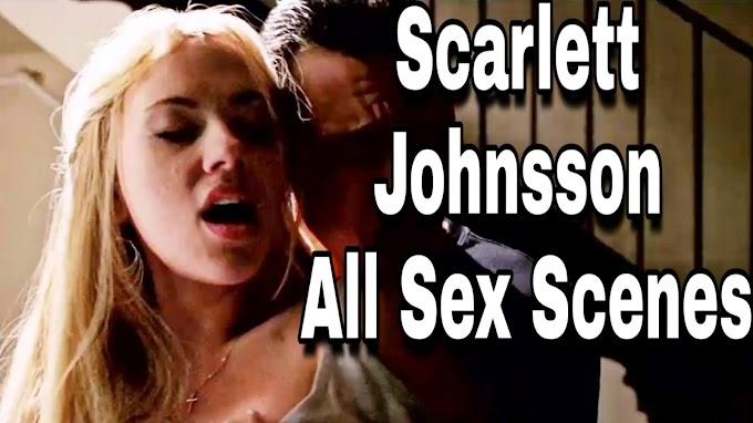 Scarlett Johansson all nude scene - AHtnessCelebs