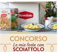"""Concorso """"Le tue feste con Scoiattolo"""" : vinci gratis 10 box con 6 prodotti e 2 piatti ( valore 56 euro a premio)"""