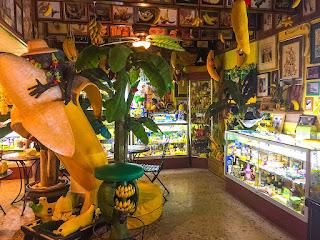 museum pisang, museum pisang internasional, museum pisang amerika serikat