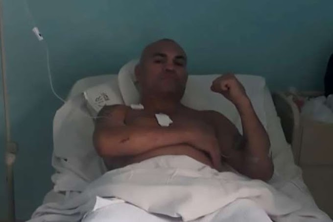 Former boxing world champion stabbed during karaoke party on New Year's Eve