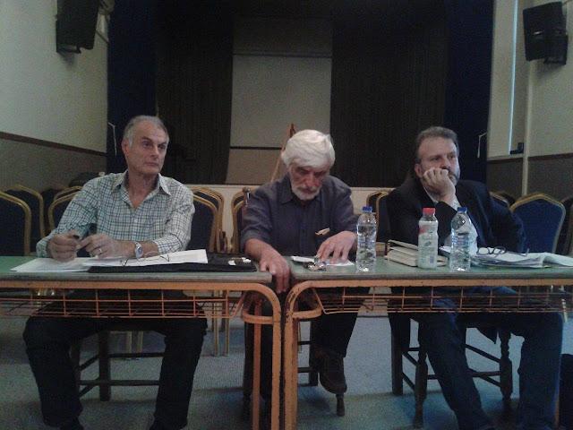 Καθολικό το αίτημα  της παραμονής του ΙΚΑ Κρανιδίου στη προσυνεδριακή συνέλευση του ΣΥΡΙΖΑ στην Ερμιονίδα