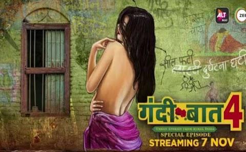 Gandi BAAT 4 2019 Hindi 480p WEB-DL 350MB