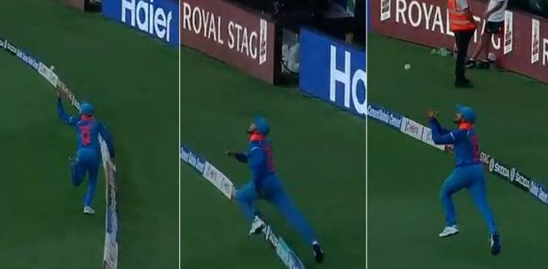 Manish Pandey Catch At Asia cup 2018 Against pakistan