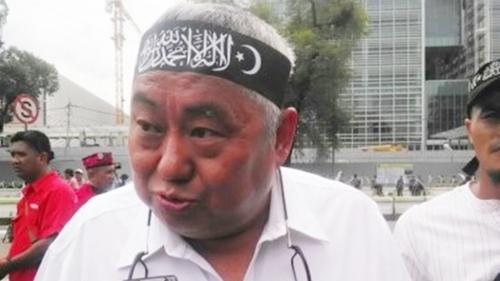 Tokoh Tionghoa: M. Kece Beres, Lanjutkan Tangkap Jozeph Paul Zhang