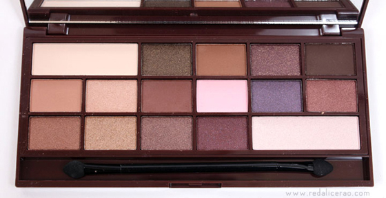 Makeup Revolution, I Heart Chocolate Eye shadow palette, Eye shadow Swatches, Too Faced, Chocolate Bar eye palette, beauty, makeup, review, eyeshades, golds, jeweltones eye shades, beauty blog, Pakistani Beauty Blog, red alice rao, redalicerao