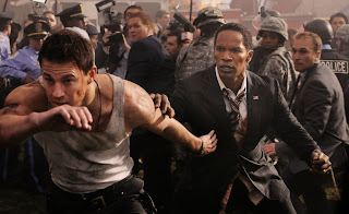 White House Down action movie 2013